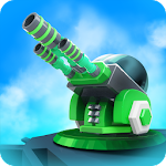 Strategy - Galaxy glow defense 1.1.5 (Free Shopping)