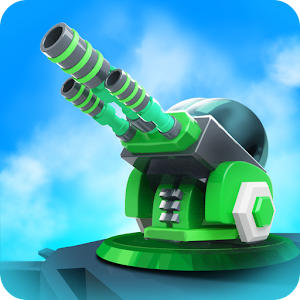 Strategy - Galaxy glow defense APK Cracked Download