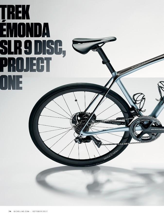 Bicycling- screenshot