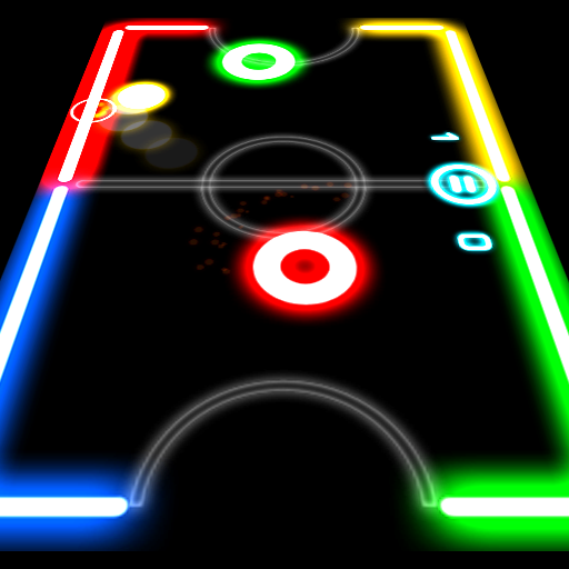 Glow Hockey (game)