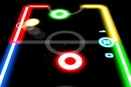 Glow Hockey Game Apk Latest Version Download | Apk Kings