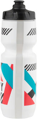 All-City Logowear Purist Water Bottle - Clear, Black, Teal, Coral, 26oz alternate image 0