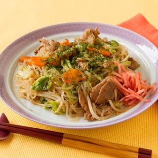 Shirataki Chow Mein