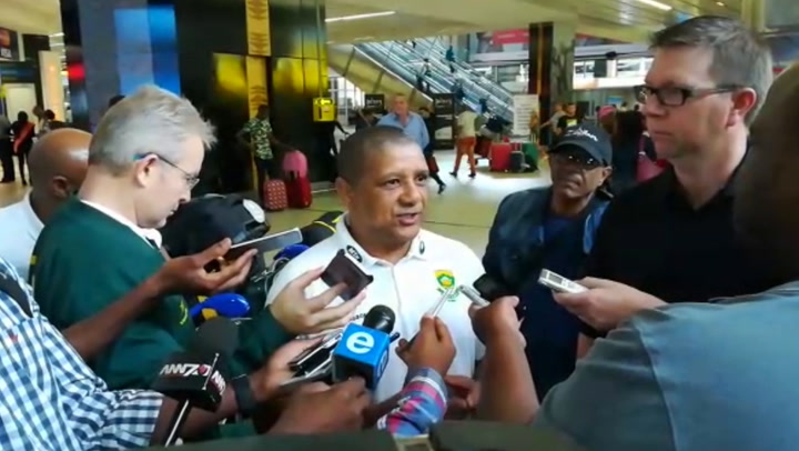 Springboks coach Allister Coetzee is under-fire.