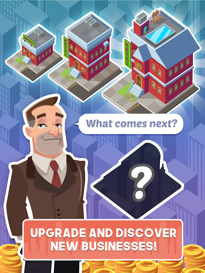 ​Idle​ ​City​ ​Manager​ ​-​ ​​Epic​ ​Town Builder- screenshot