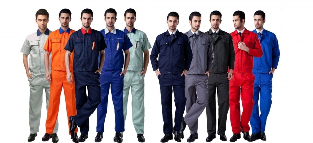 Quần áo bảo hộ trang bị không thể thiếu khi lao động