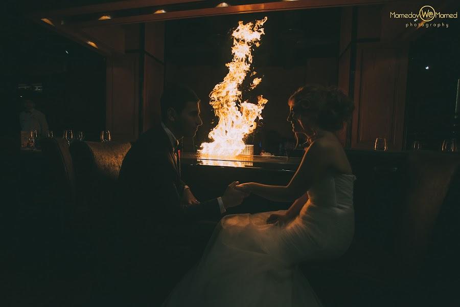Photographe de mariage Mamed Mamedov (Mamed086). Photo du 07.10.2016