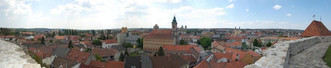 Photo: Eger [panorama]