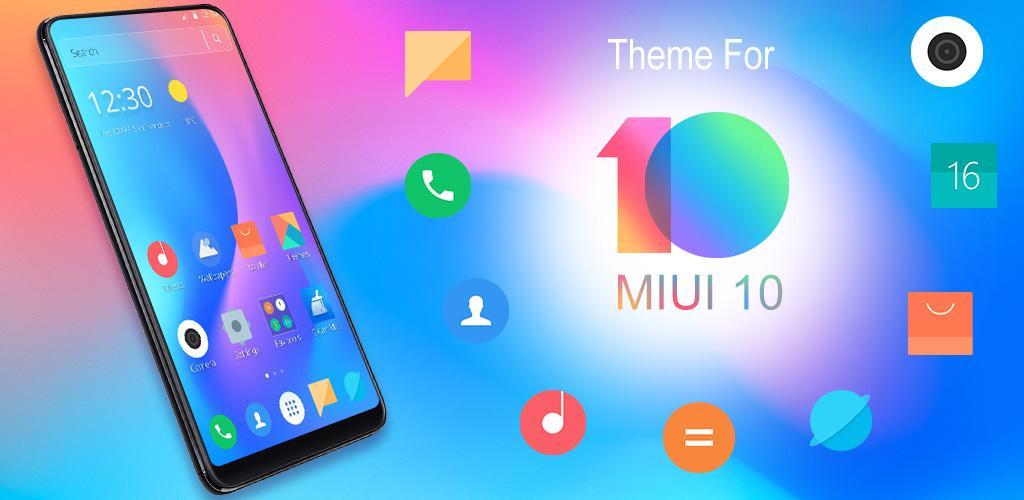 Download Launcher Theme for MIUI 10 APK latest version app