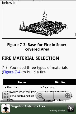 Survival Guide screenshot 2