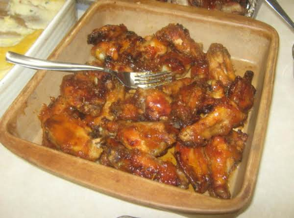 Momma's Chicken Wings Recipe