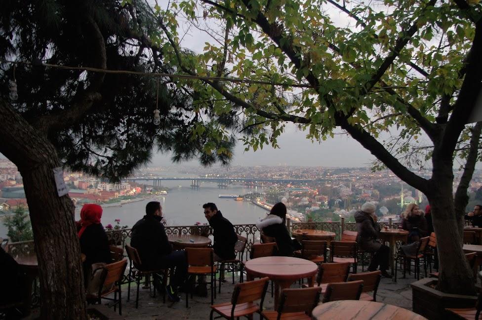 Qué ver en Estambul. Café Pierre Loti