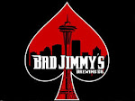 Logo of Bad Jimmy's Strawberry Mango Hefeweizen