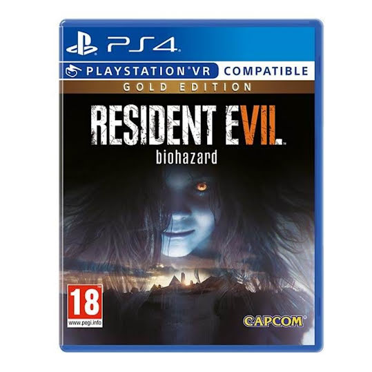 Resident Evil 7 Biohazard Gold Edition (Playstation 4)