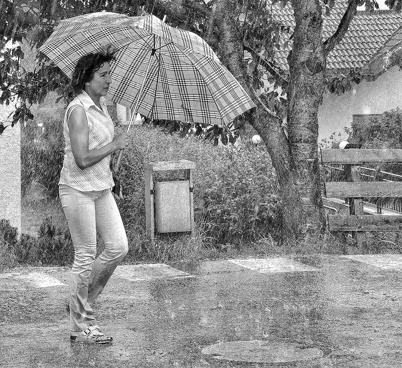 e, piove! di Diana Cimino Cocco