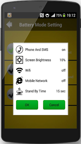 android Fast Battery Saver 2016 Screenshot 5