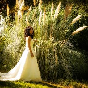 by Kine Akasi - Wedding Bride
