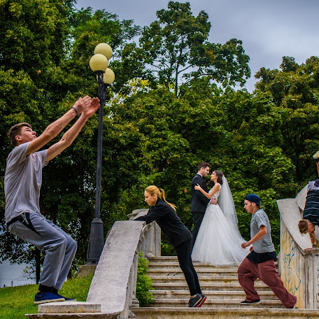 Wedding photographer Ionut Fechete (fecheteionut). Photo of 15.09.2017