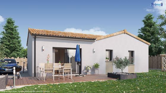 Vente maison 4 pièces 76 m2