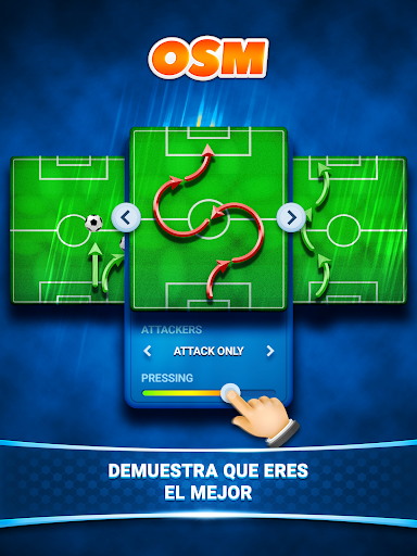 Online Soccer Manager (OSM)  trampa 8