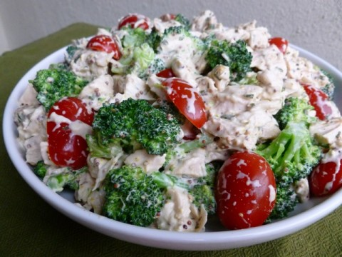 The Skinny on Barefoot Contessa Mustard Chicken Salad