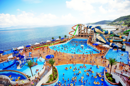 Image result for jeju waterworld