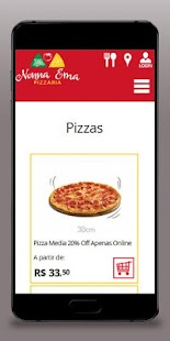 Nonna Ema Pizzaria- screenshot thumbnail