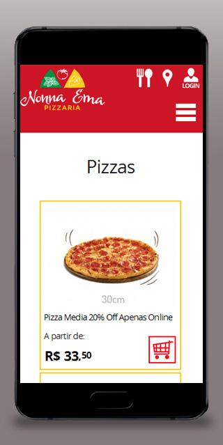 Nonna Ema Pizzaria- screenshot