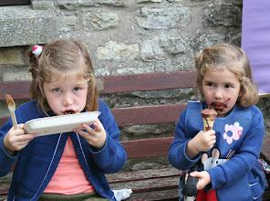 Photo: Ice-cream connoisseurs
