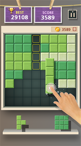 Block Puzzle, Beautiful Brain Game screenshots 2