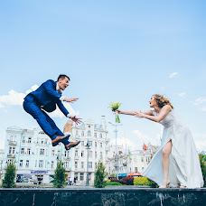 Wedding photographer Yuliya Pandina (Pandina). Photo of 27.05.2017