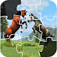 Horse Puzzle Jigsaw For Kids (game)