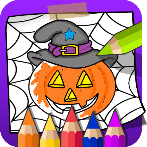 Halloween Coloring Book Apps Apk Free Download For Android PC Windows