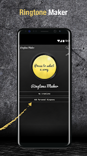 Call Ringtones Maker: miniatura de captura de pantalla