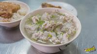 大溝頂虱目魚米粉湯
