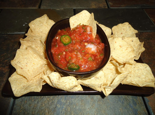 The Salsa That Made Me A Chef Recipe