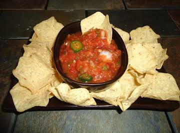 The Salsa That Made Me A Chef