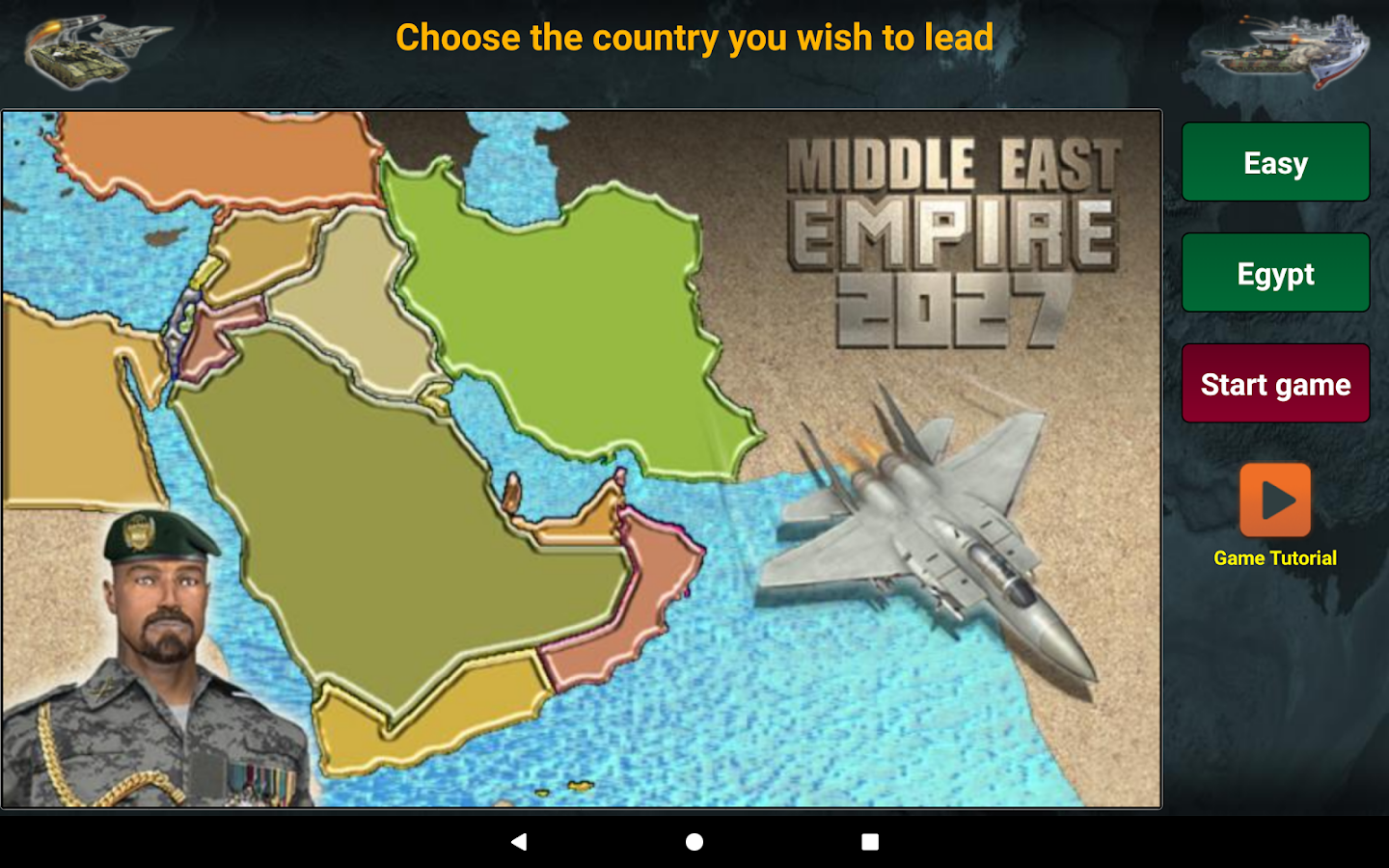 Middle East Empire 2027- screenshot