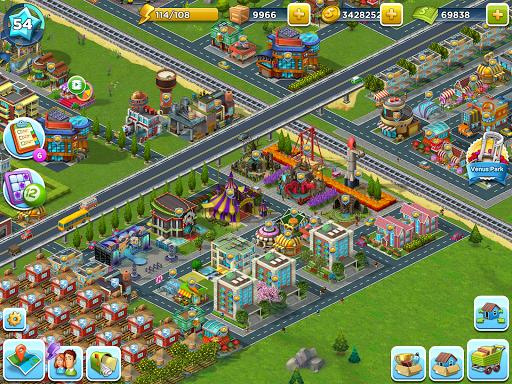 SuperCity: Building game 1.21.0 screenshots 15