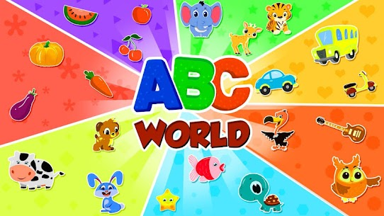 ABC Song – Rhymes Videos, Games, Phonics Learning 2