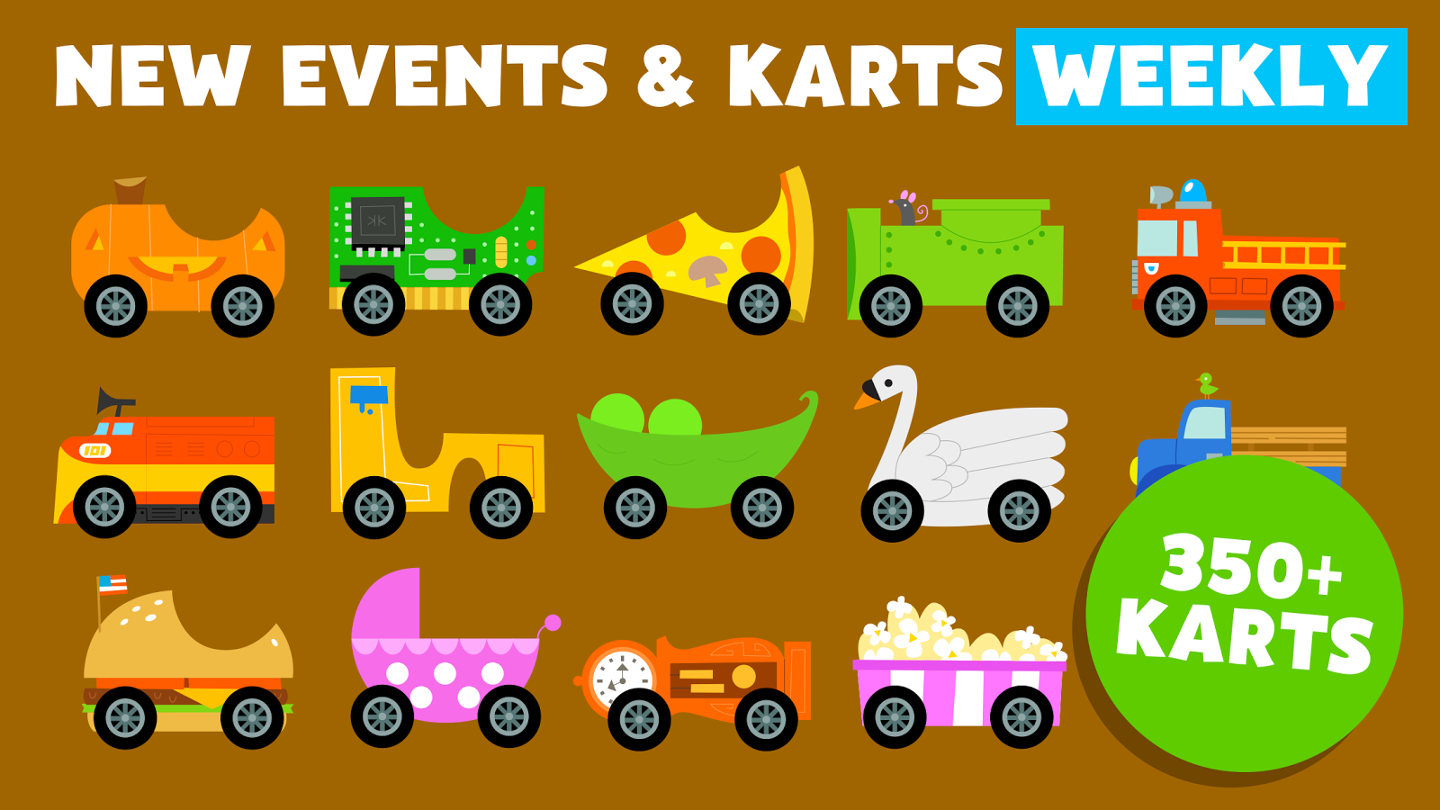 PBS KIDS Kart Kingdom- screenshot