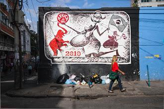 Photo: Rio De Janeiro Street Art - Selaron - World Cup