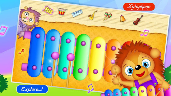 123 Kids Fun Music Games Free 2