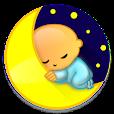 Baby Sleep: White noise lullabies for newborns