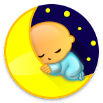 Baby Sleep: White noise lullabies for newborns 3.0