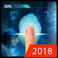Mobile Security Fingerprint Screen Lock Prank