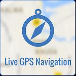 Live GPS Navigation Icon