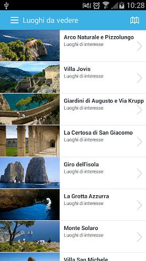 Info Capri