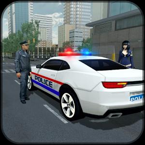 Police Super Cop City Driving Challenge