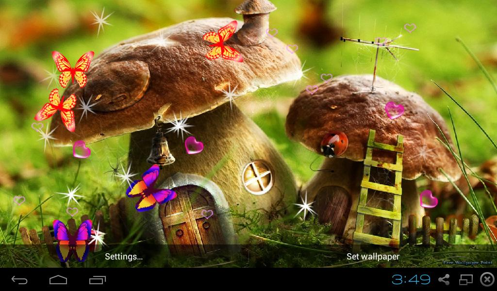 Download Fairy Tale Live Wallpapers Apk